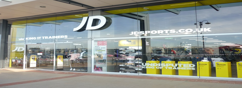 PBH Shopfitters - JD Sports